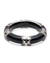 Alexis Bittar | Black Pavé Hinge Bracelet You Might Also Like | Lyst