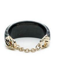Alexis Bittar - Black Toggle Cuff Bracelet You Might Also Like - Lyst