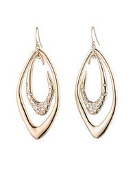 Alexis Bittar | Metallic Asymmetrical Orbiting Earring | Lyst