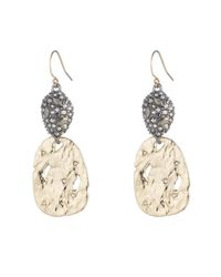Alexis Bittar - Multicolor Pave Pod Wire Earring You Might Also Like - Lyst