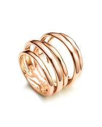 Alexis Bittar - Metallic Layered Ring - Lyst