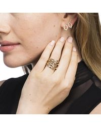 Alexis Bittar Metallic Liquid Gold Layered Ring You Might Also Like