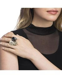 Alexis Bittar - Metallic Textured Multi Level Ring You Might Also Like - Lyst
