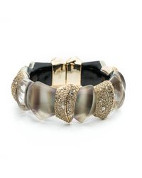 Alexis Bittar - Multicolor Sculptural Hinge Bracelet You Might Also Like - Lyst