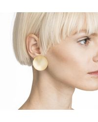Alexis Bittar - Metallic Medium Dome Clip Earring You Might Also Like - Lyst