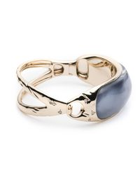 Alexis Bittar - Multicolor Rocky Metal Hook Clasp Bracelet - Lyst