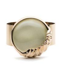 Alexis Bittar | Metallic Sculptural Sphere Hinge Bracelet You Might Also Like | Lyst