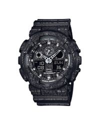 G-Shock Black Casio Ga-100cg-1aer Premium for men
