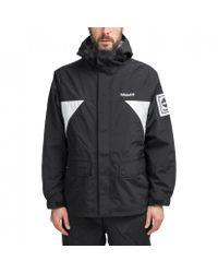 Timberland Black X Mastermind World Weatherbreaker Jacket for men