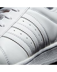 "Adidas White Superstar W ""metal Toe"" for men"