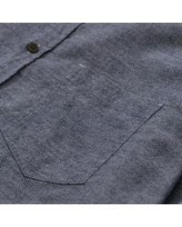 Norse Projects Gray Hans Mouline for men