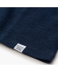 Norse Projects Blue Niels Pocket T-shirt for men