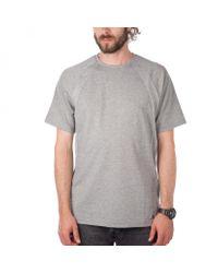 Nike Jordan Tech Short Sleeve Shirt in Gray für Herren