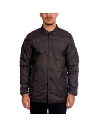 Norse Projects Gray Jens Nylon Ripstop Jacket for men