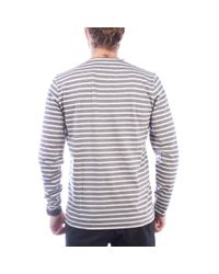 Norse Projects Blue Godtfred Normandy Longsleeve for men