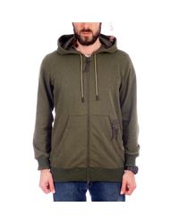 Adidas Green Day One Utility Zip Up for men