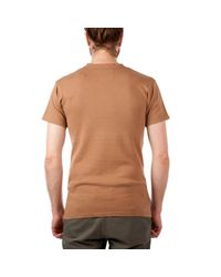 Han Kjobenhavn Brown Casual T-shirt for men