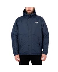The North Face Blue Berkeley Shell Jacket for men