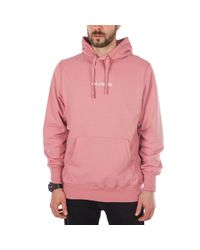 Aimé Leon Dore Pink Logo Hoodie for men