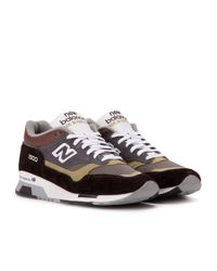 New Balance Brown M 1500 Bgg Made In England for men