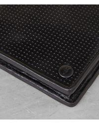 AllSaints Black Blyth Wallet for men