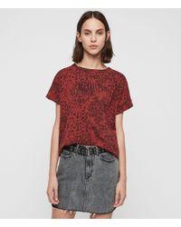 AllSaints Red Women