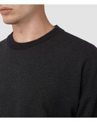 AllSaints Multicolor Elders Crew Sweatshirt for men