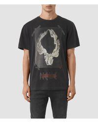 AllSaints Multicolor Neue Crew T-shirt for men