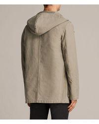 AllSaints Multicolor Bedard Jacket for men