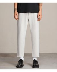AllSaints - Multicolor Arvid Sweat Trousers for Men - Lyst