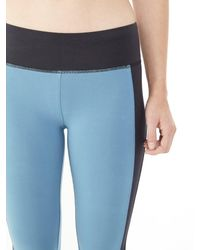 Alternative Apparel - Blue Lean Into It Stretch Leggings - Lyst