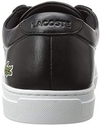 Lacoste Black L.12.12 117 1 Fashion Sneaker