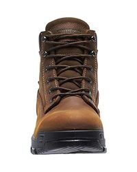 Wolverine Chainhand Steel Toe Industrial Shoe, Brown 2, 15 Extra Wide Us for men