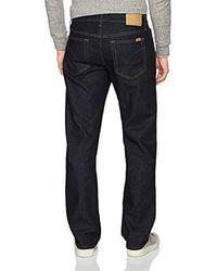 Joe's Jeans - Blue Classic Fit Straight Leg Jean for Men - Lyst
