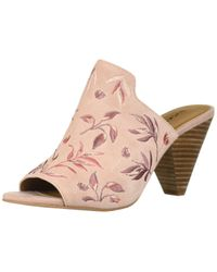 Lucky Brand Multicolor Emree Heeled Sandal
