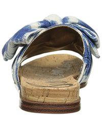 Sam Edelman Blue Henna Sandal