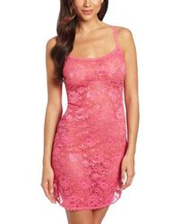 Cosabella Pink Never Say Never Foxie Chemise
