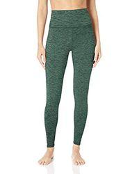 Core 10 Green All Day Comfort High Waist Full-length Yoga Legging