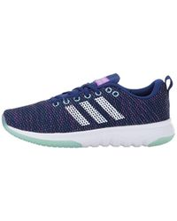 Adidas Blue Cf Superflex W Running Shoe