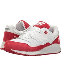New Balance Red 530 90s Running Lifestyle Fashion Sneaker