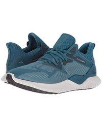 Adidas Originals Blue Alphabounce Beyond Running Shoe for men