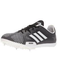 Adidas Black Adizero Ambition 4 Running Shoe for men