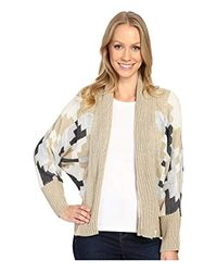 Woolrich Natural Harvest Cardigan Sweater