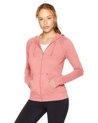 Champion Pink Jersey Jacket