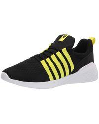 K-swiss Yellow Sector Sneaker for men