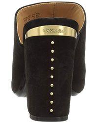 Calvin Klein Black Cicelle Dress Sandal