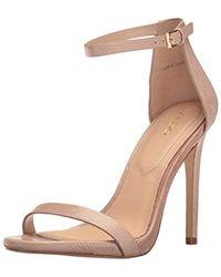 ALDO Natural Caraa Dress Sandal