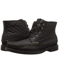 Cole Haan Black Pinch Campus Winter Boot for men