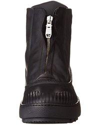 DIESEL Black Inpackt Boot H-fusionn Winter for men