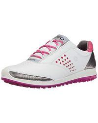 Ecco - Multicolor Biom Hybrid 2 Golf Shoe - Lyst